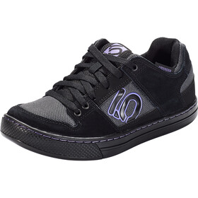 adidas Five Ten Freerider Cykelsko Damer, carbon/core black/purple
